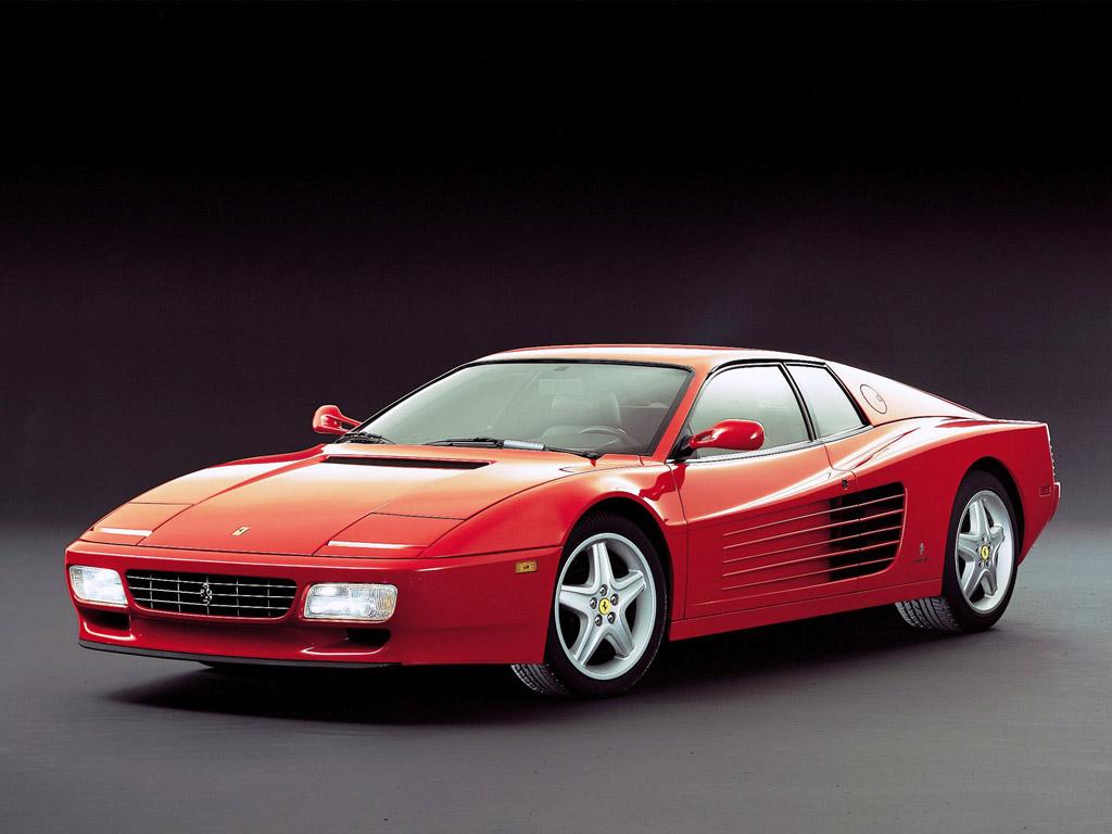 1991→1994 Ferrari 512 TR