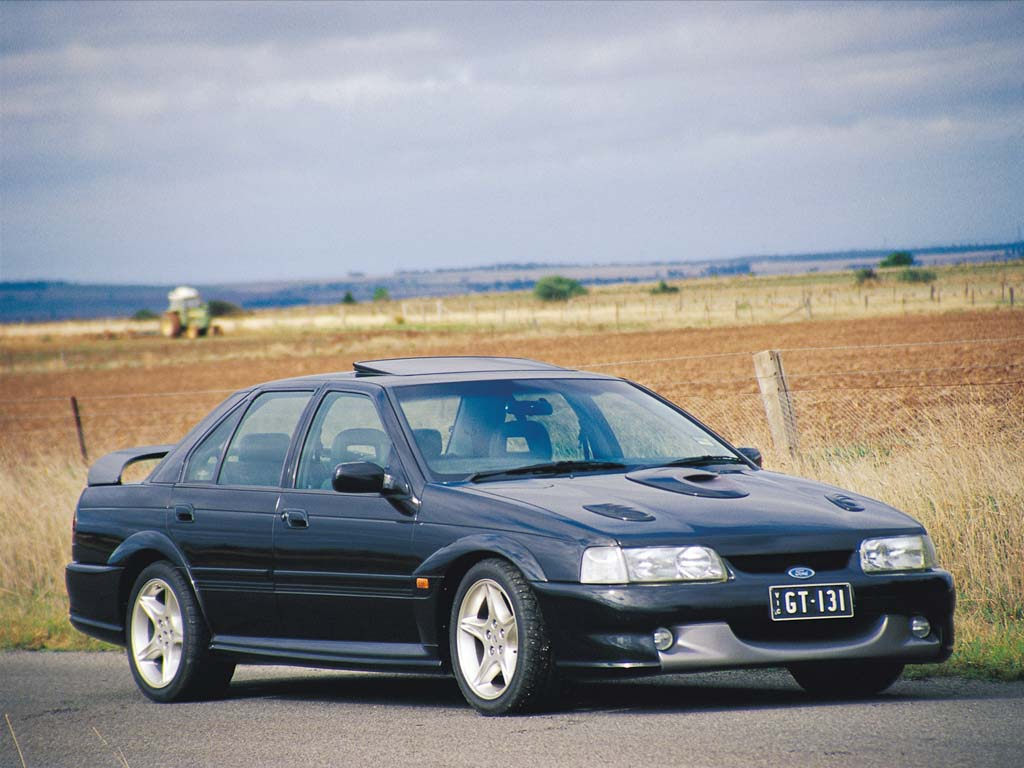 1992 Ford Falcon GT | Ford | SuperCars net