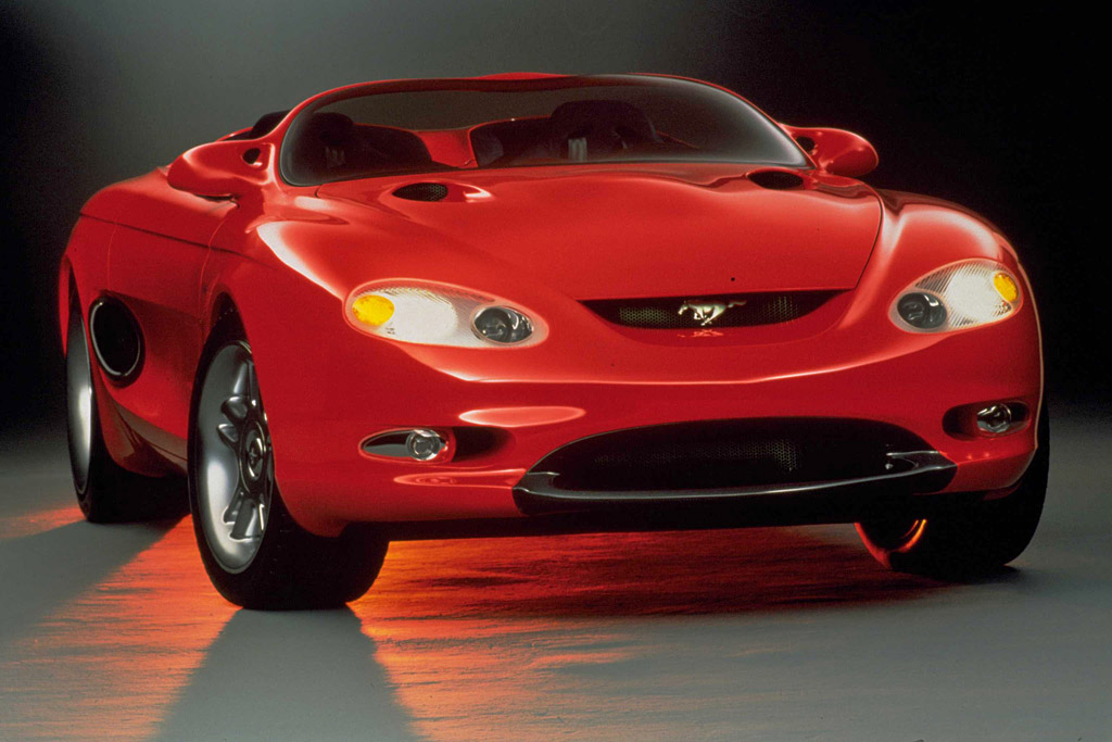 1993 Ford Mustang Mach III Concept