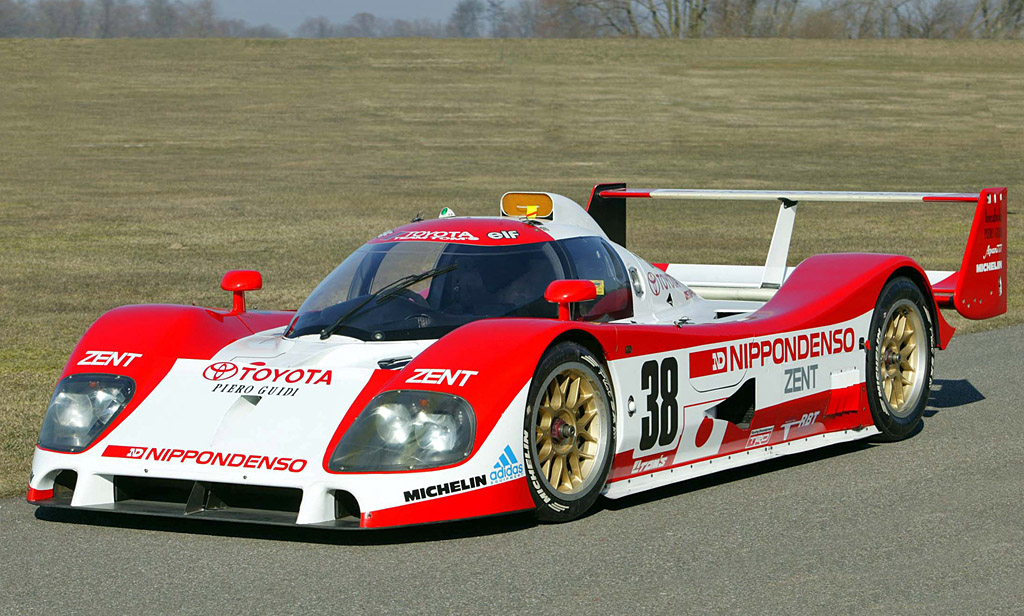 1993 Toyota TS10 Le Mans. As Endurance Sports Car Racing ...