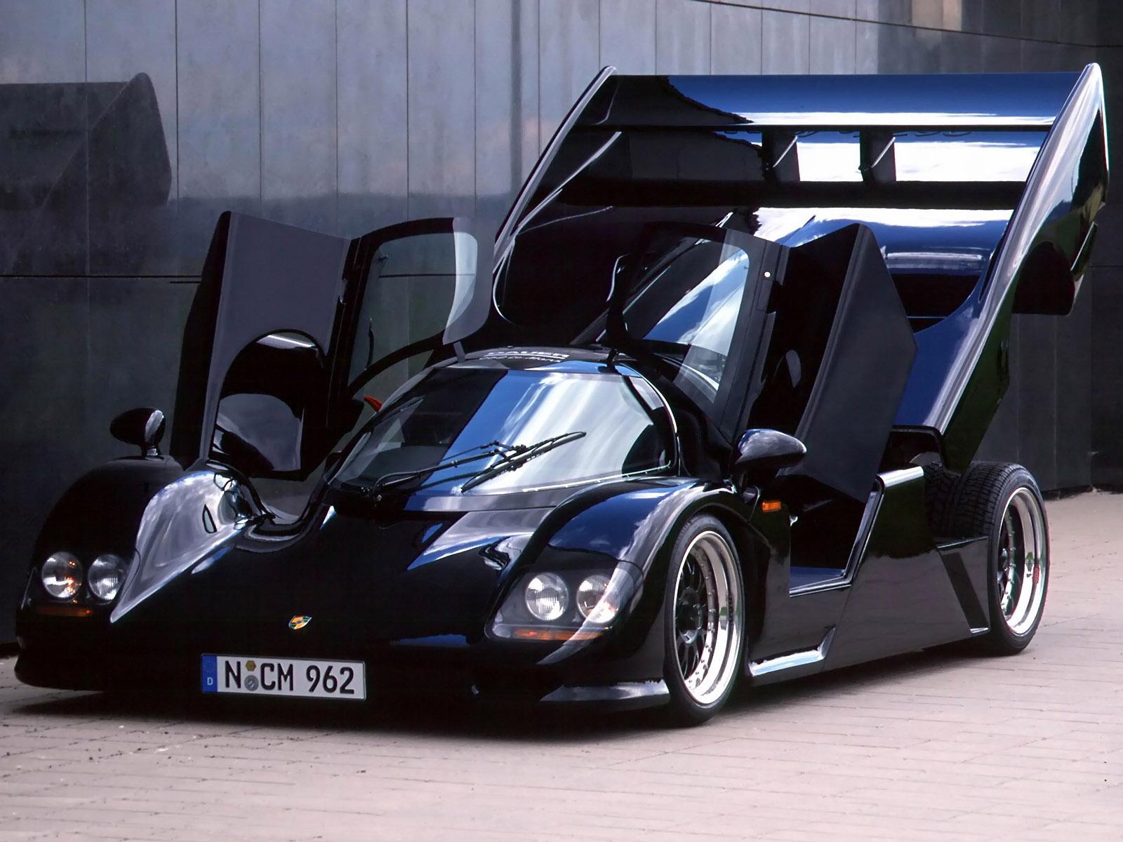 1994 Dauer 962 Le Mans Porsche Supercars Net