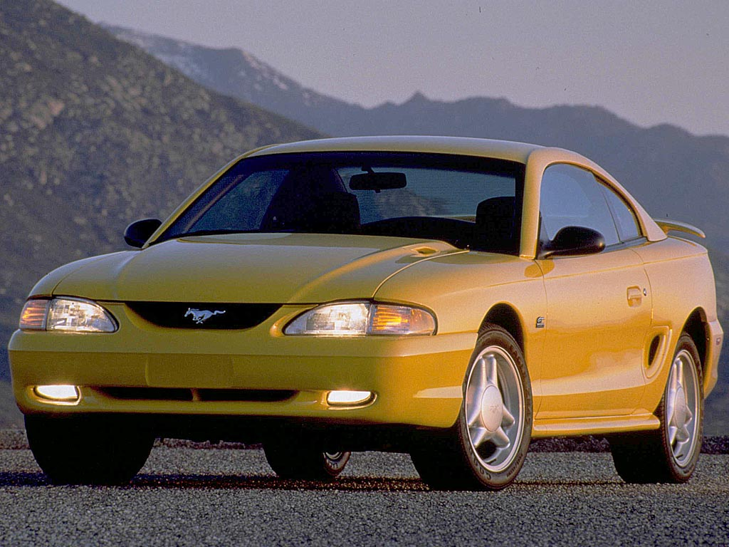 1994 ford mustang gt ford. Black Bedroom Furniture Sets. Home Design Ideas
