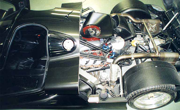 1994 Schuppan 962CR