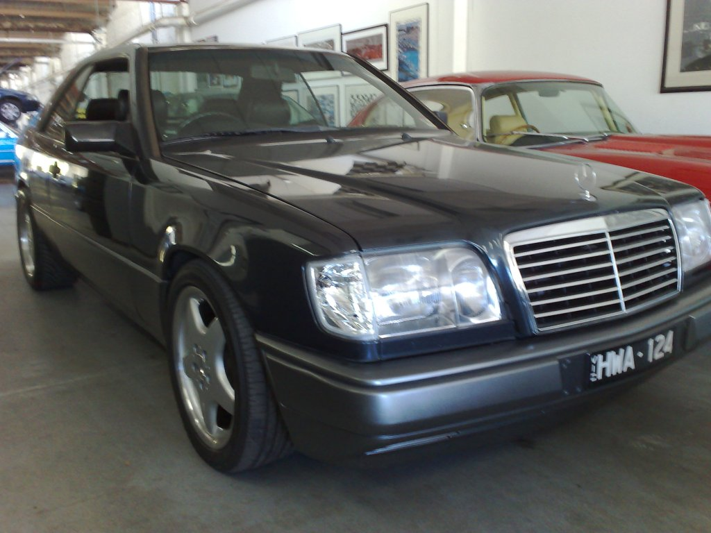 1994 1995 turbo technics e 320 review for Mercedes benz gas chambers