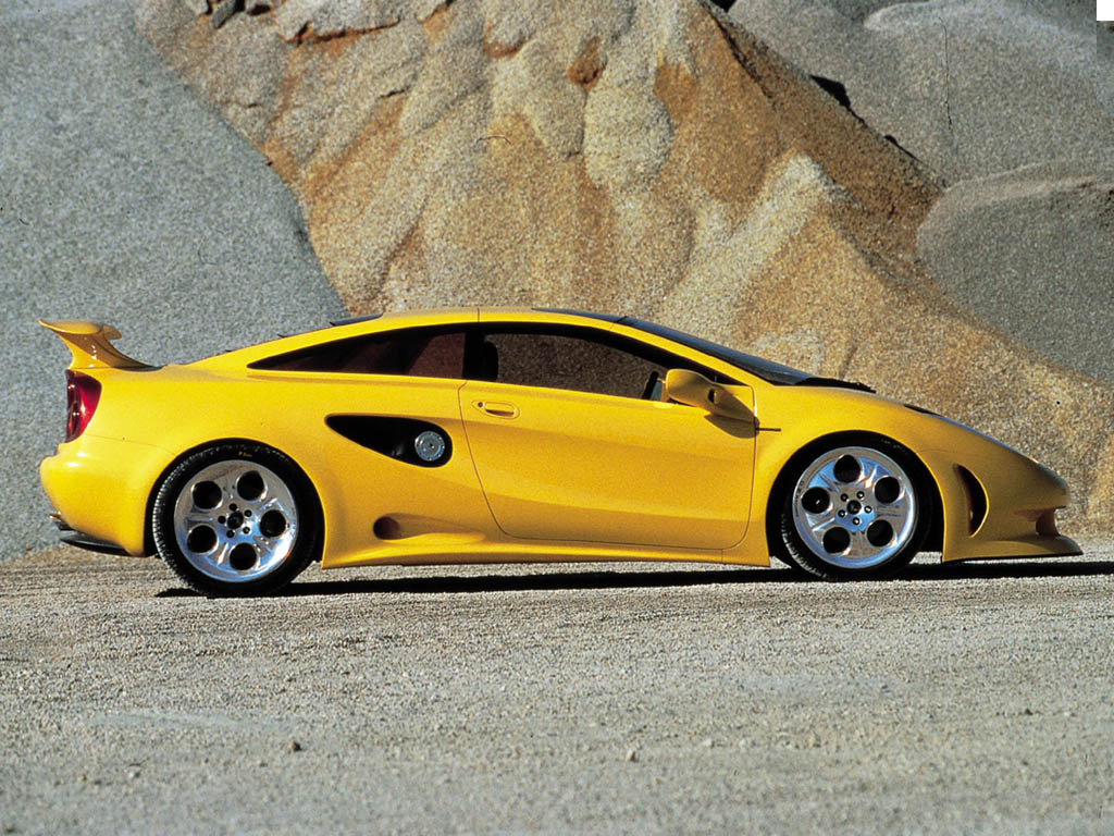 1995 Lamborghini Cala Italdesign Concept Lamborghini