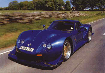 1995 Marcos LM600