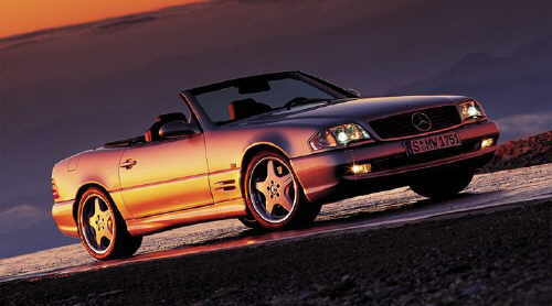 1995 Mercedes Benz Sl 73 Amg Review Supercars Net