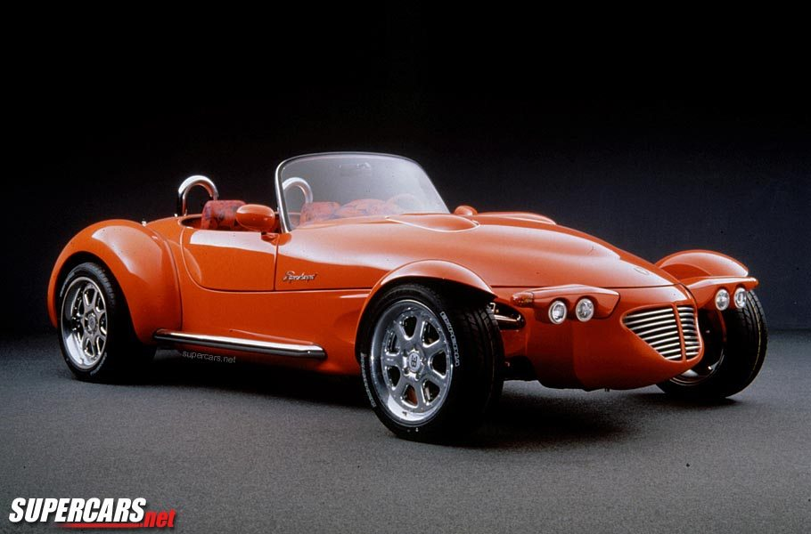 1995 Rinspeed Roadster SC-R Concept