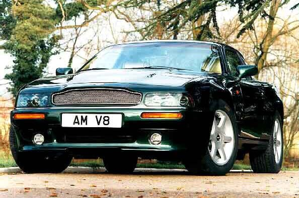 1996→1999 Aston Martin V8 Coupe