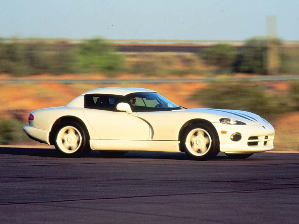 1996→2002 Dodge Viper RT/10 'Phase II SR'