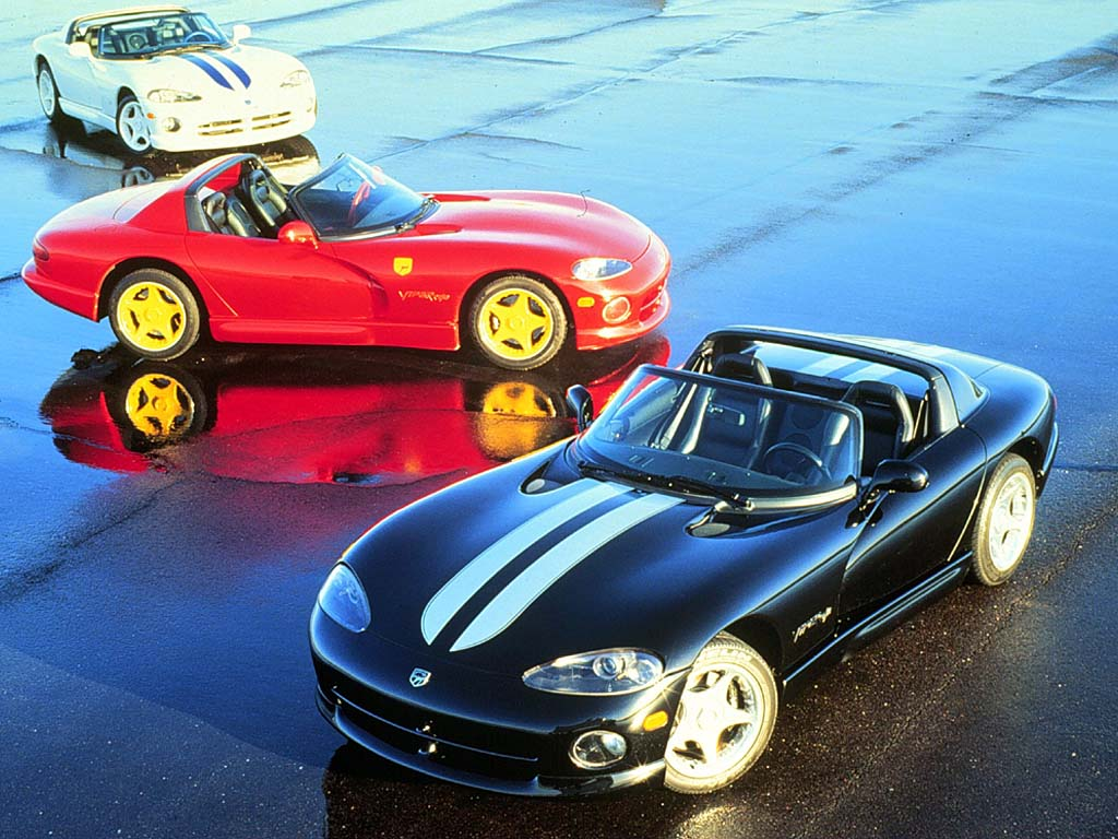 1996→2002 Dodge Viper RT/10 'Phase II SR'