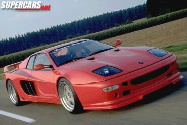 1996 Hamann F512M Widebody