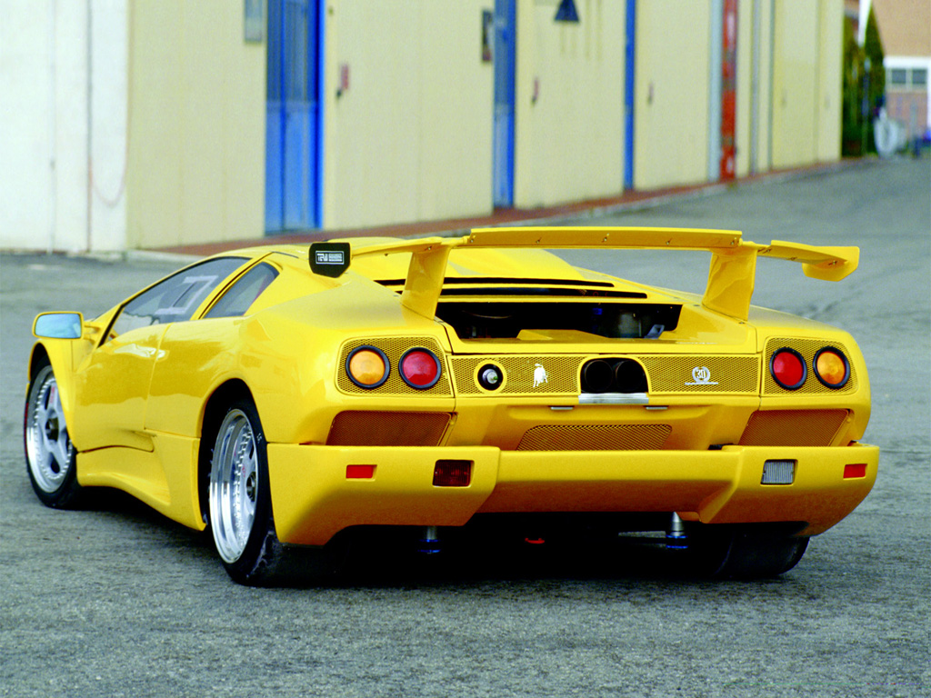 1996 lamborghini diablo se30 jota. Black Bedroom Furniture Sets. Home Design Ideas