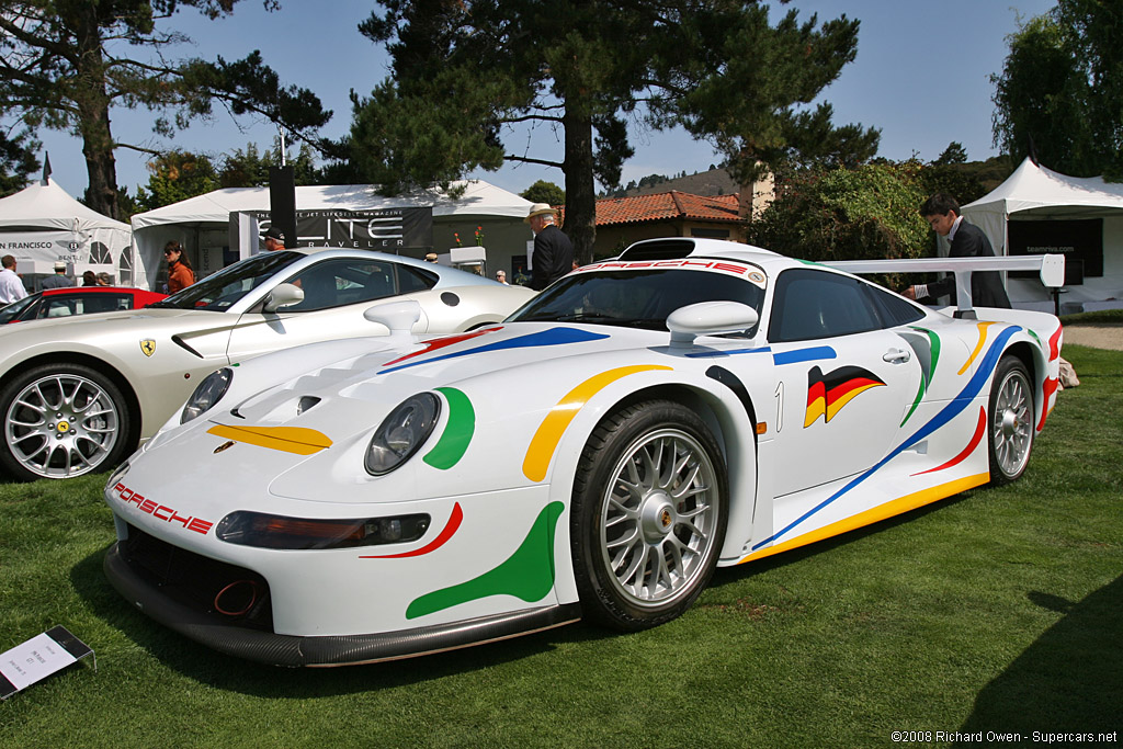 1996 porsche 911 gt1 stra enversion porsche. Black Bedroom Furniture Sets. Home Design Ideas