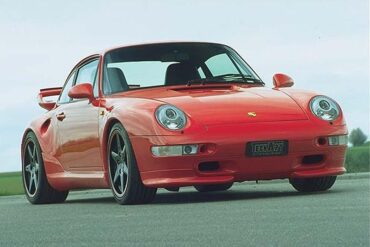 1996 TechArt 911 CT3
