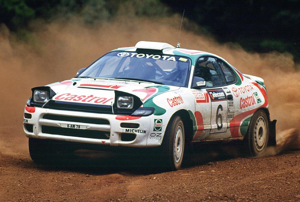 1996 Toyota Celica GTFour ST185  Toyota  SuperCarsnet
