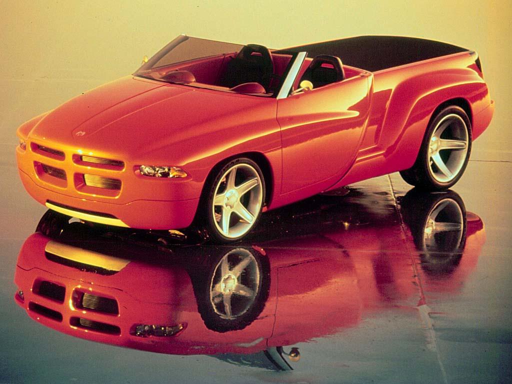 1997 Dodge Dakota Sidewinder Concept Supercars Net