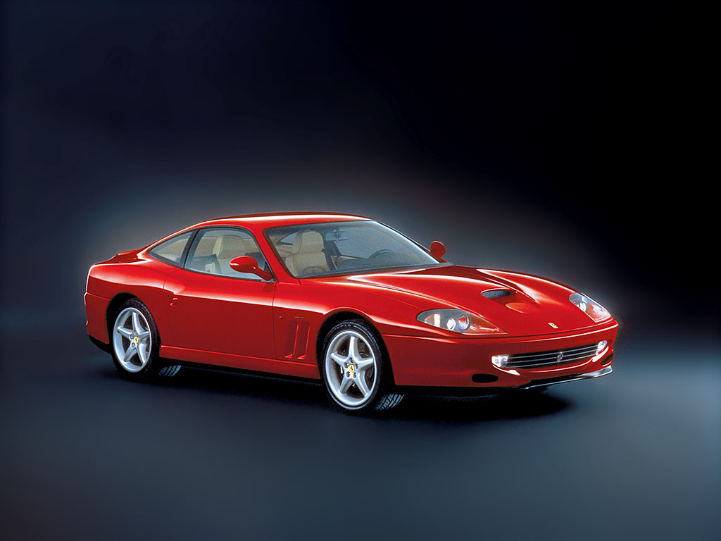 1996 2001 ferrari 550 maranello. Black Bedroom Furniture Sets. Home Design Ideas