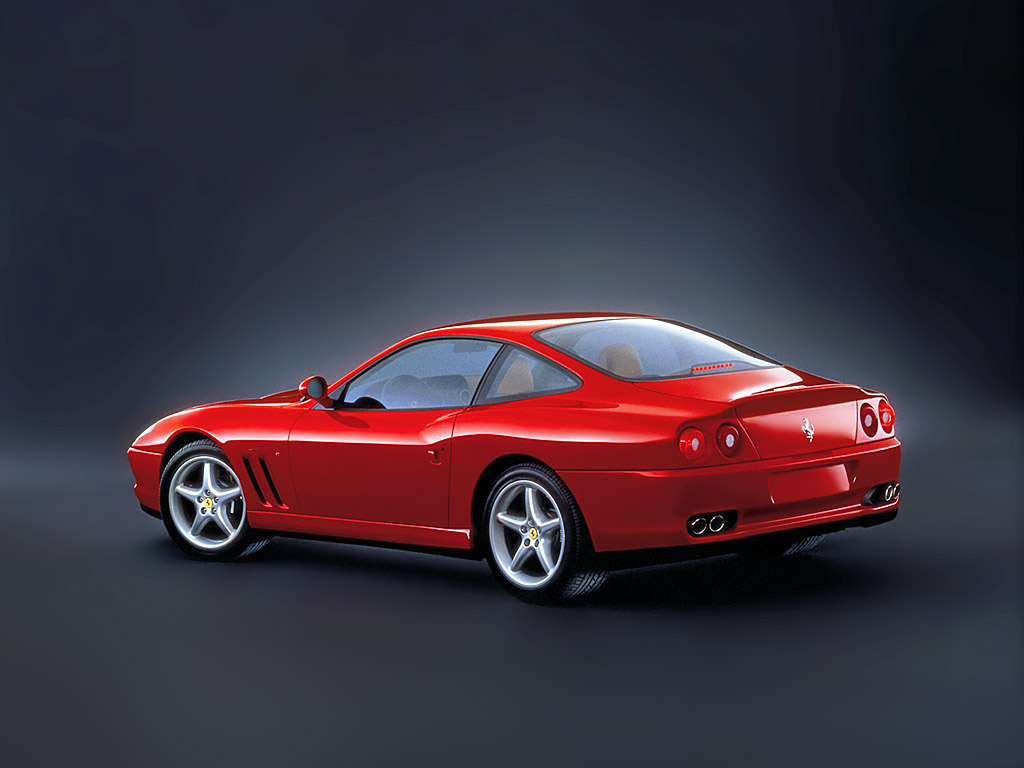 1996 ferrari 550 maranello ferrari. Black Bedroom Furniture Sets. Home Design Ideas