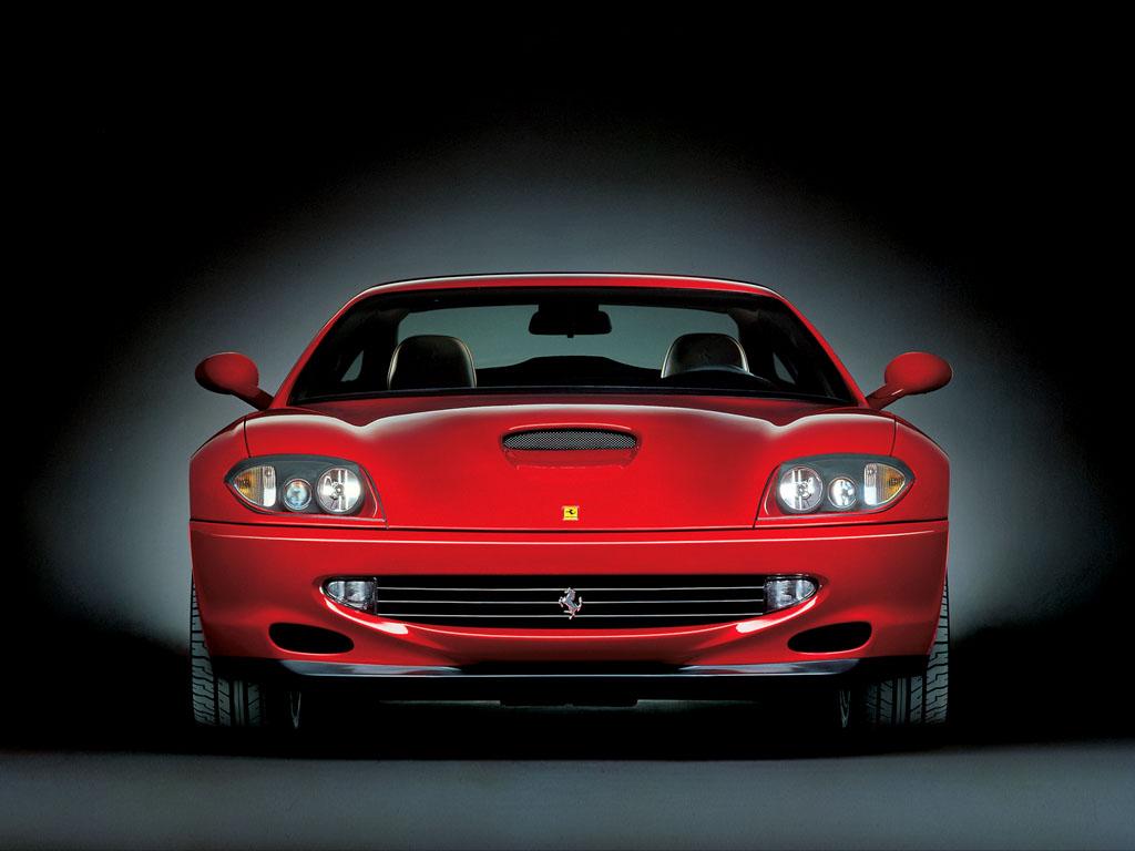 1996→2001 Ferrari 550 Maranello