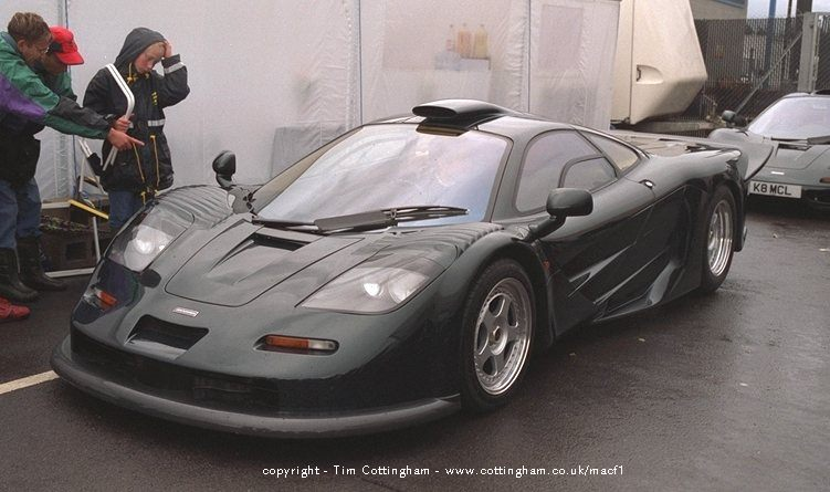 1997 McLaren F1 GT | Review | SuperCars.net