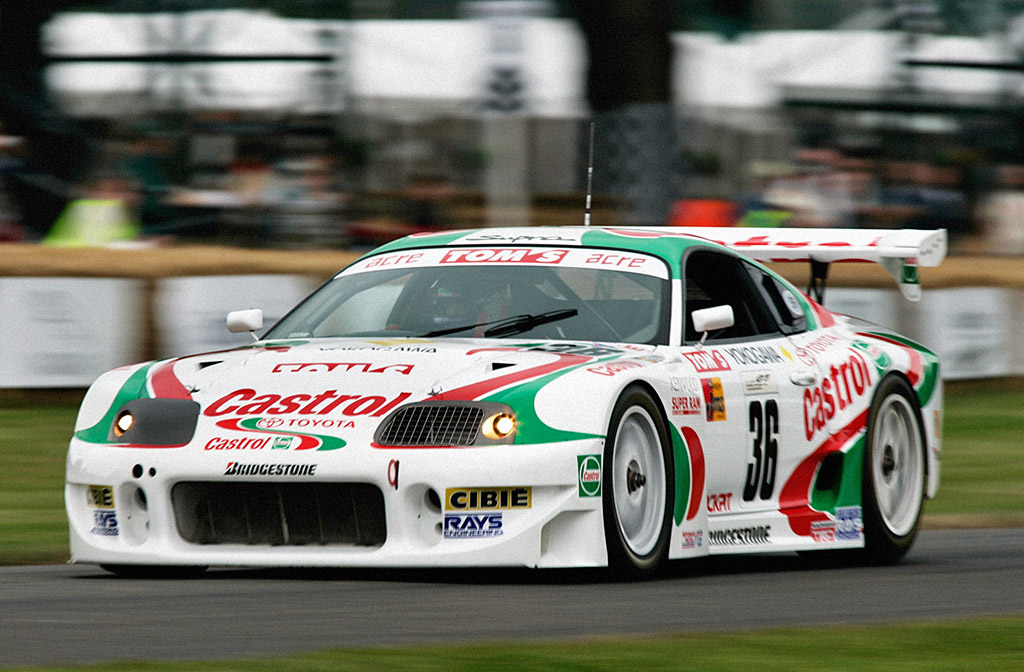 1997 Tom S Supra Race Car Supercars Net
