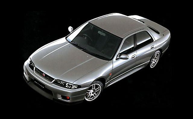 1998 Autech Skyline GT-R Sedan