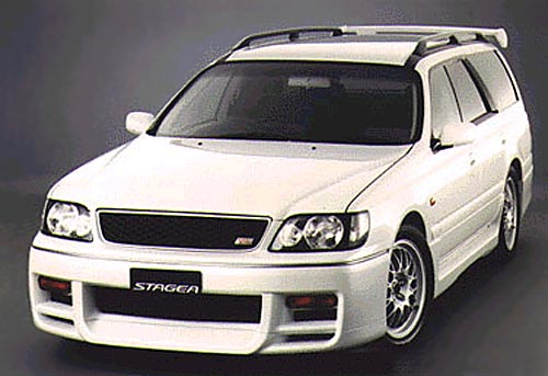 1998 Autech Stagea RS260