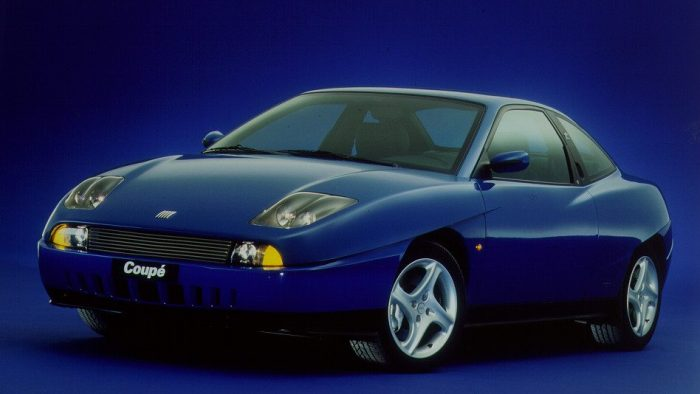 1998 Fiat Coupé 2.0 20V Turbo+