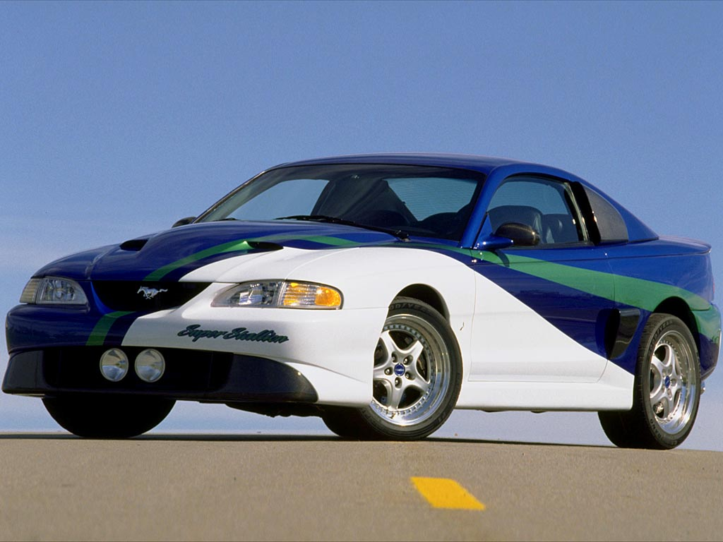 1998 Ford Mustang Super Stallion Concept Ford Supercars Net