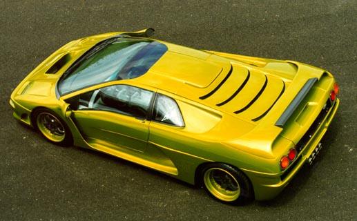 1998 Lamborghini Diablo Evolution GTR