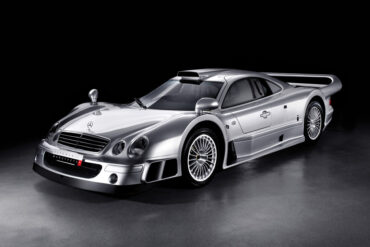 1998 Mercedes-Benz CLK GTR Straßenversion
