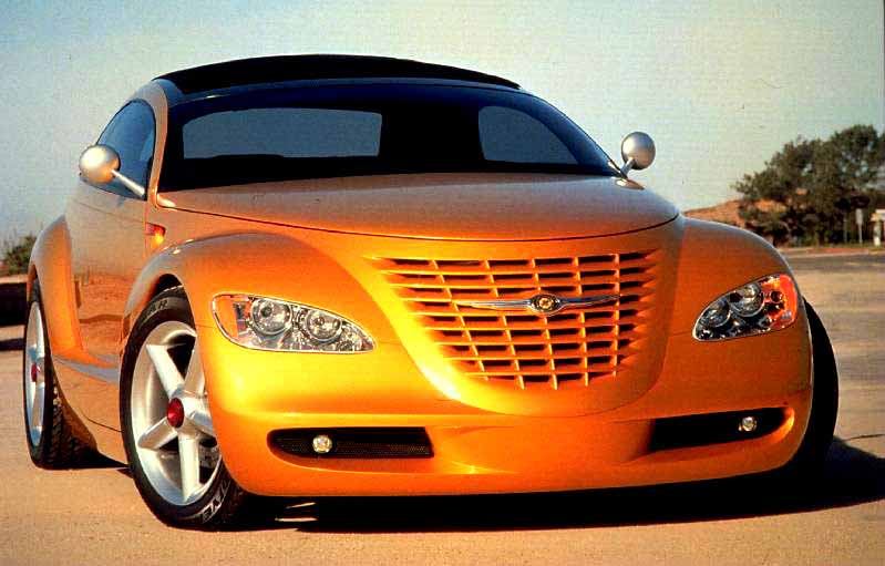 1998 Plymouth Pronto Cruiser Concept