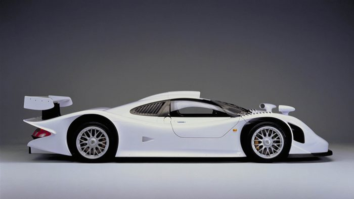 1998 Porsche 911 GT1 '98 Straßenversion