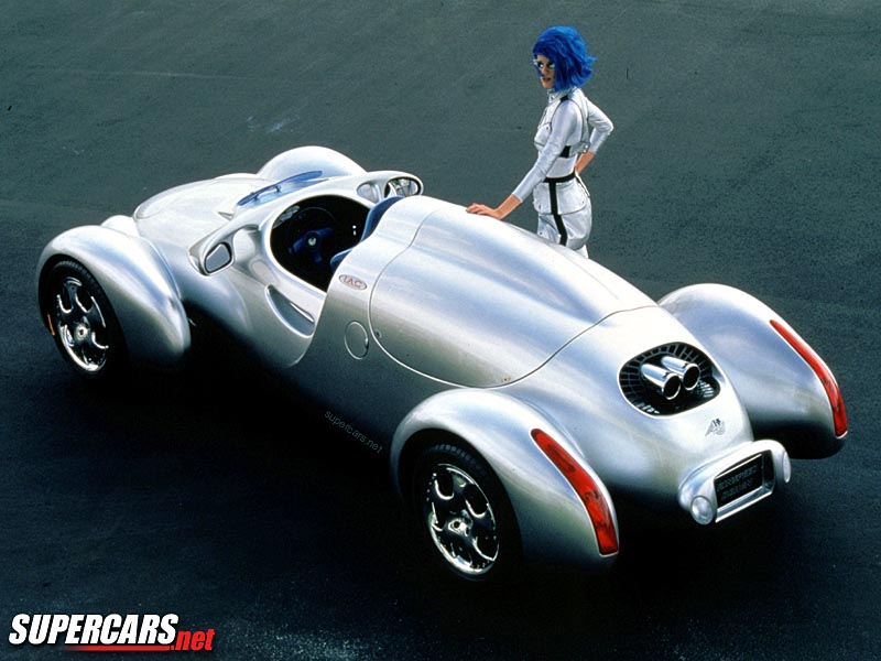1998 Rinspeed E Go Rocket Concept Rinspeed Supercars