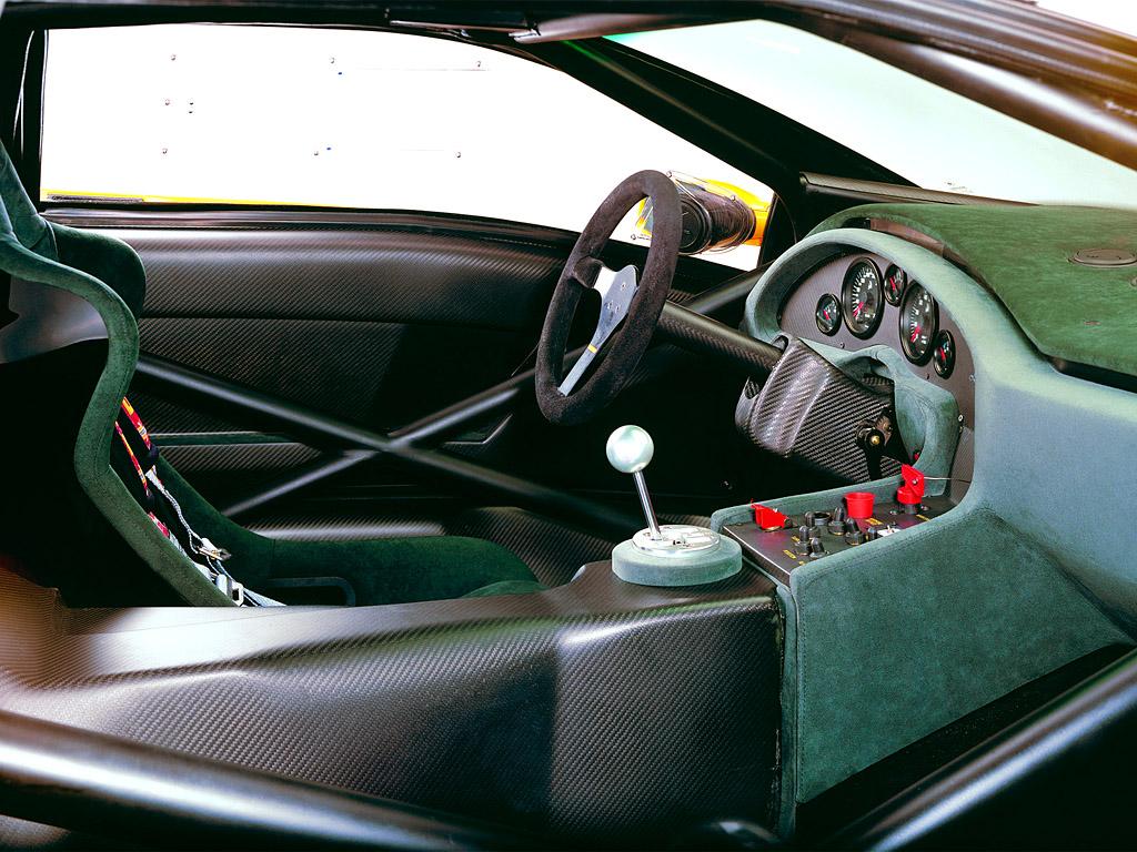 1999 Lamborghini Diablo Gtr Lamborghini Supercars Net