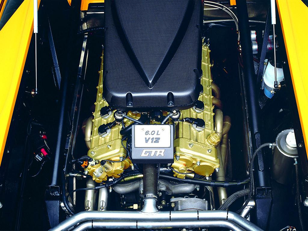 1999 Lamborghini Diablo GTR Lamborghini SuperCarsnet