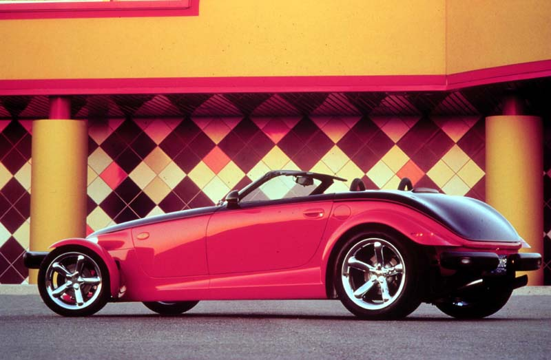 1999 Plymouth Prowler Woodward Edition