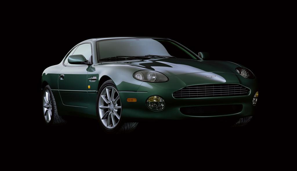 2000 Aston Martin DB7 Vantage Coupe