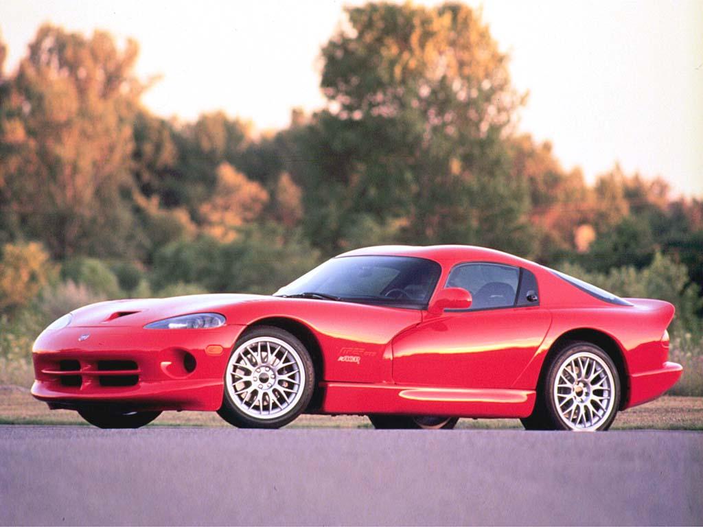 2000 Dodge Viper ACR