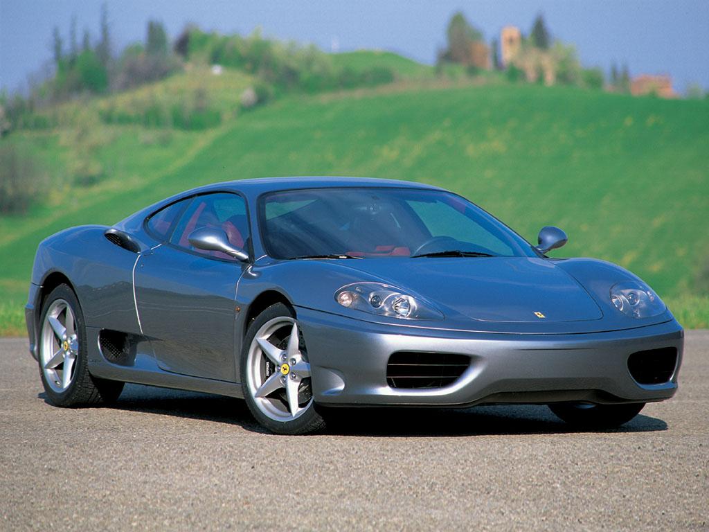 1999→2005 Ferrari 360 Modena