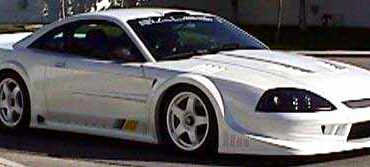 2000 Ford Saleen Mustang SR