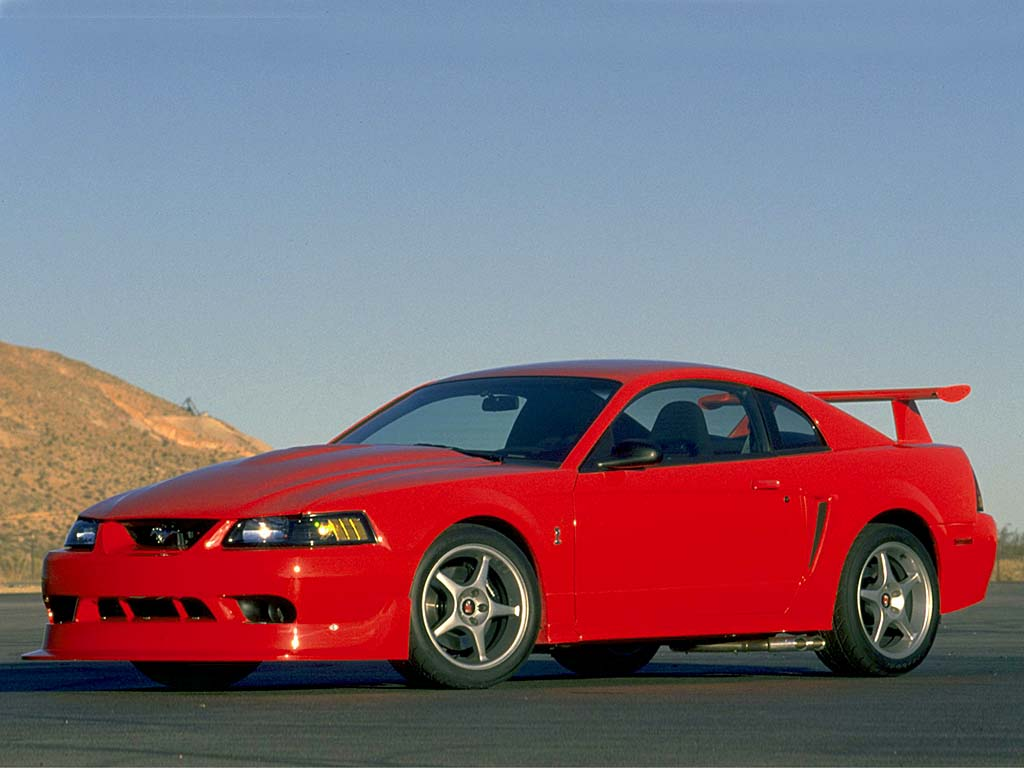 2000 Ford Mustang Cobra R