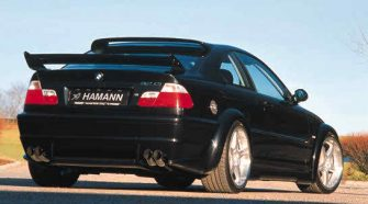 2000 Hamann 328 Competition