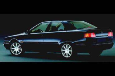 1998→2001 Maserati Quattroporte VI 3.2i V8 Evoluzione