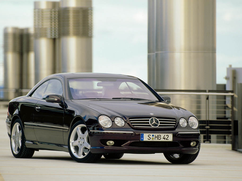 Image gallery mercedes benz cl55 for Mercedes benz cl55 for sale