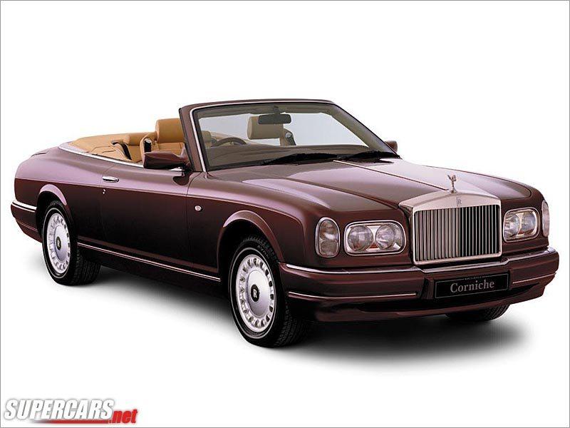 2000→2002 Rolls-Royce Corniche V