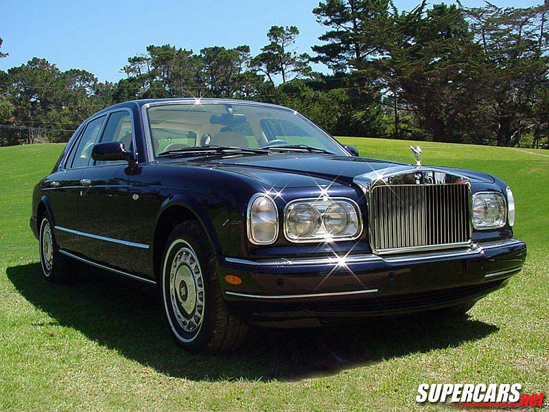 1998→2002 Rolls-Royce Silver Seraph