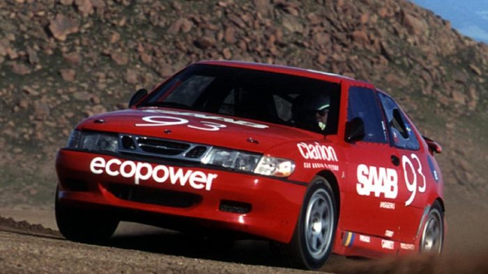 2000 Saab 9-3 Viggen Pikes Peak