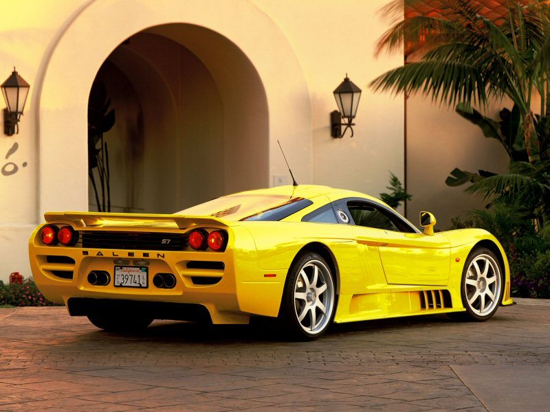 2000 2004 Saleen S7 Review Supercars Net